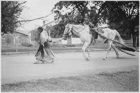 Horseleading